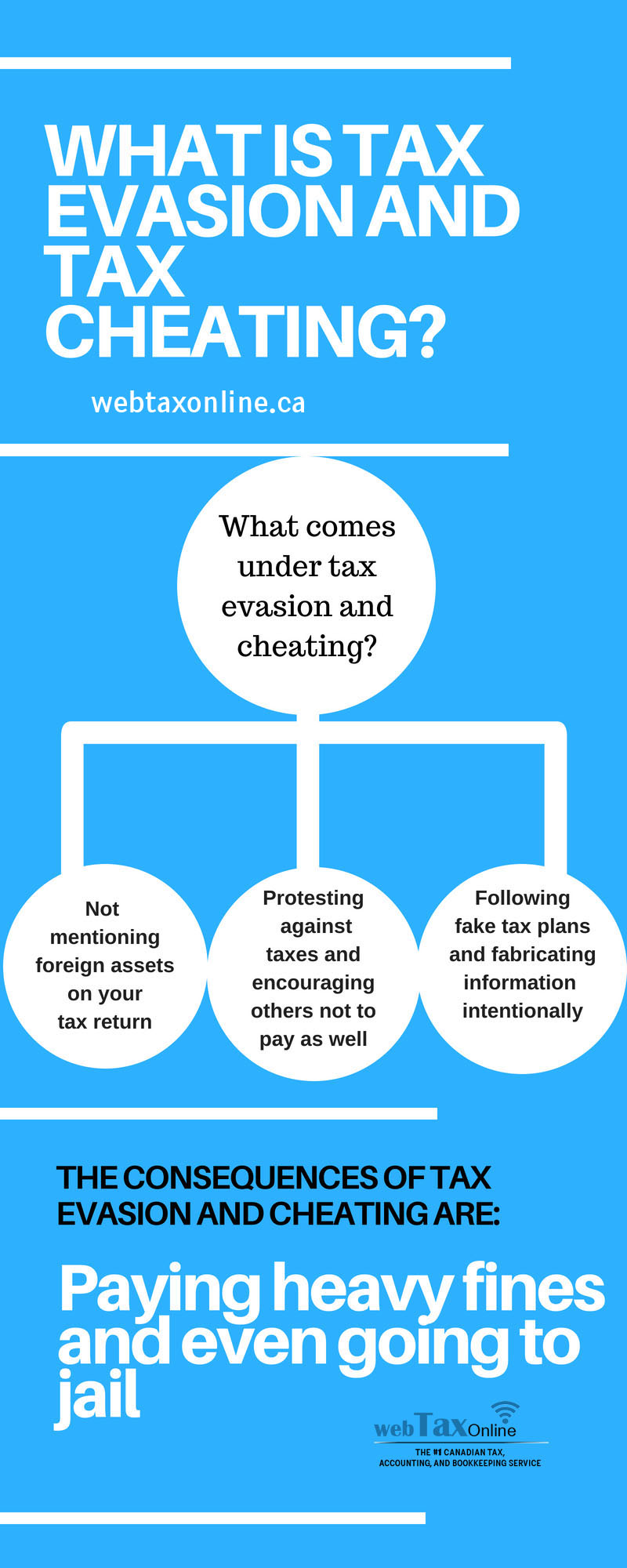 what is tax cheating in Canada