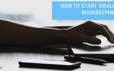 How to Start Small Business Bookkeeping