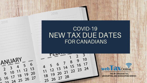 What are the New COVID-19 Tax Deadlines?