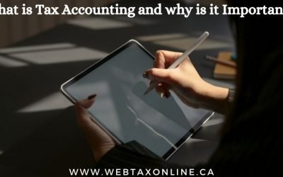 What is Tax Accounting and why is it Important?