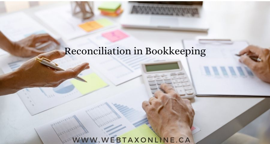 Reconciliation in Bookkeeping